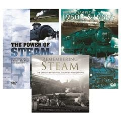 Exclusive Steam DVD & CD