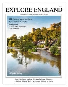 Explore England 2019