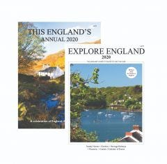 Explore England 2020 & This England Annual 2020