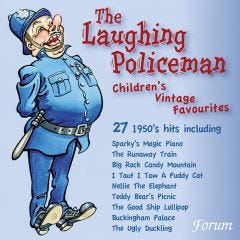 The Laughing Policeman: 1950s Children's Classics CD