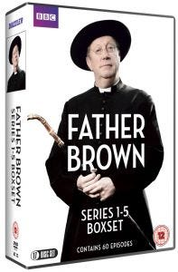 Father Brown DVD Gift Box Set