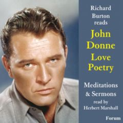 Rihard Burton Reads the Poetry of John Donne