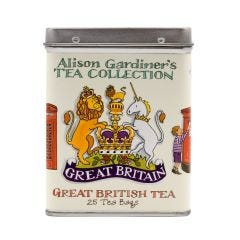 Great British Tea Caddy