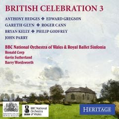 British Celebration 3 CD