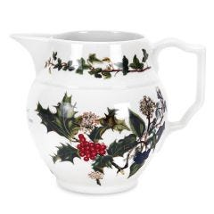 The Holly and The Ivy HP Staffordshire Jug