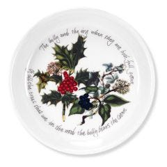 The Holly and The Ivy Sweet Dish Pair