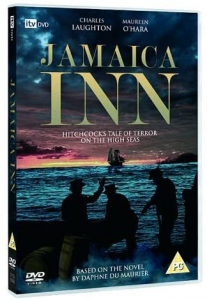 Jamaica Inn DVD