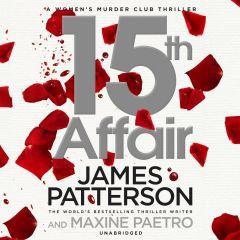 15th Affair - James Patterson Audiobook