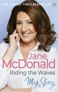 Jane McDonald – Riding The Waves : My Story (Paperback)