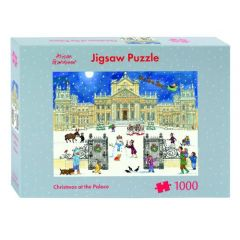 Christmas At The Palace Jigsaw