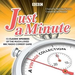 Just A Minute - A Vintage Collection Audiobook