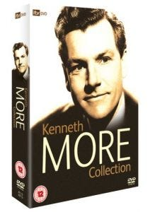 The Kenneth More Collection (5 DVDs)