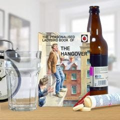 Personalised Ladybird Book: The Hangover