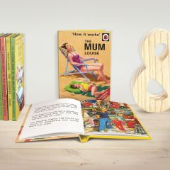 Personalised Ladybird Book: The Mum