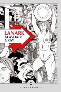Alasdair Gray - Lanark: A Life In Four Books