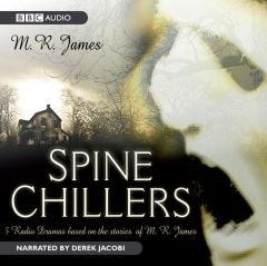 M.R. James - Spine Chillers - Audiobook