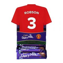 Cadbury Football Shirt Hamper -  Manchester United