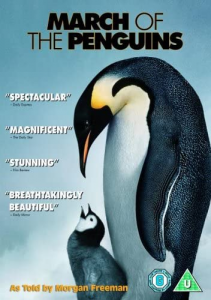 March Of The Penguins DVD