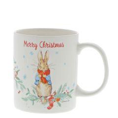 Peter Rabbit™  Christmas Mug and Bauble Set
