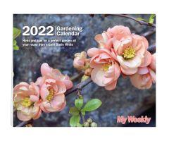 My Weekly Gardening Calendar 2022