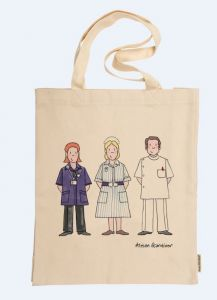 Celebrating Nursing Tote Bag