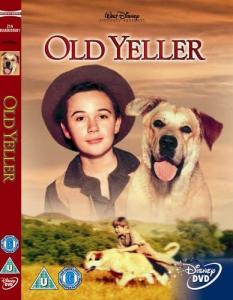Old Yeller DVD
