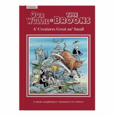 The Broons & Oor Wullie Gift Book 2022