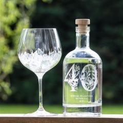 Personalised Special Milestone Botanical Gin