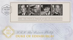 HRH The Prince Philip Stamps