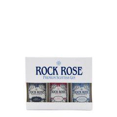 Rock Rose Gin Miniatures Set
