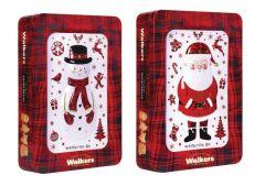 Snowman and Santa Duo