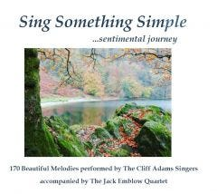 Sing Something Simple - Sentimental Journey