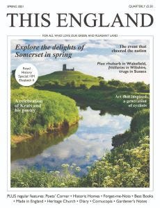 This England single issue - Spring 2021