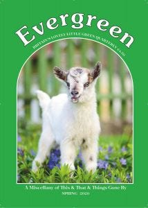 Evergreen single issue - Spring 2020