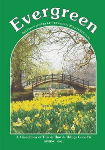 Evergreen single issue - Spring 2021