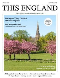 This England single issue - Spring 2019