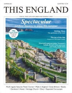 This England single issue - Summer 2021