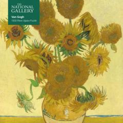 Vincent Van Gogh : Sunflowers Jigsaw