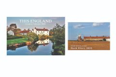 This England Calendar and Diary Pack 2022