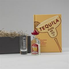Personalised Tequila Night Hamper