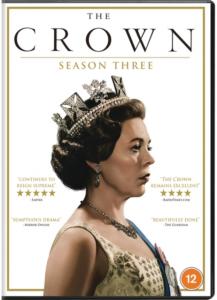 The Crown - Season Three - 4 DVDs