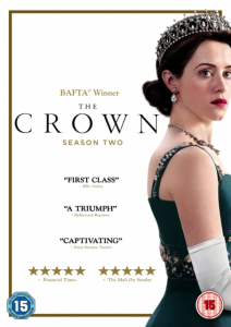The Crown - Season Two - 4 DVDs