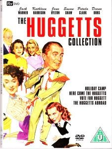 The Huggets (4 DVDs)