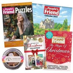 The People's Friend Christmas Pack with Calendar
