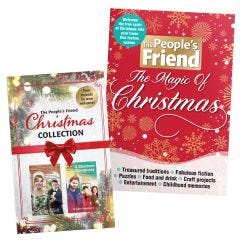 The People's Friend Christmas Stories Collection & Magic of Christmas