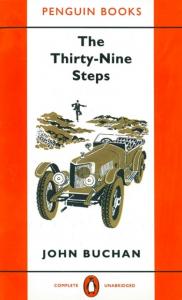 John Buchan - The Thirty-Nine Steps