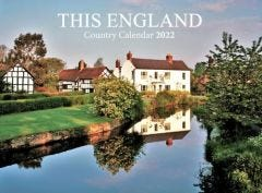 This England Country Calendar 2022