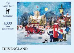 Colin Carr Christmas Jigsaw Puzzle
