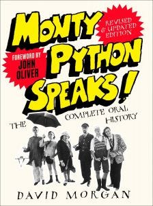 Monty Python Speaks! Revised and Updated Edition.