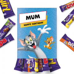 Cadbury Warner Hamper Box Mum